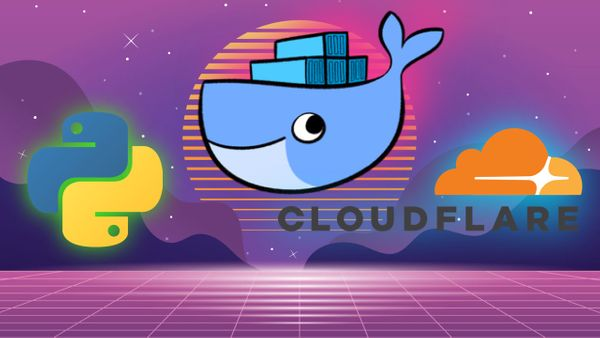 Building the cloudflare-ddns Docker image